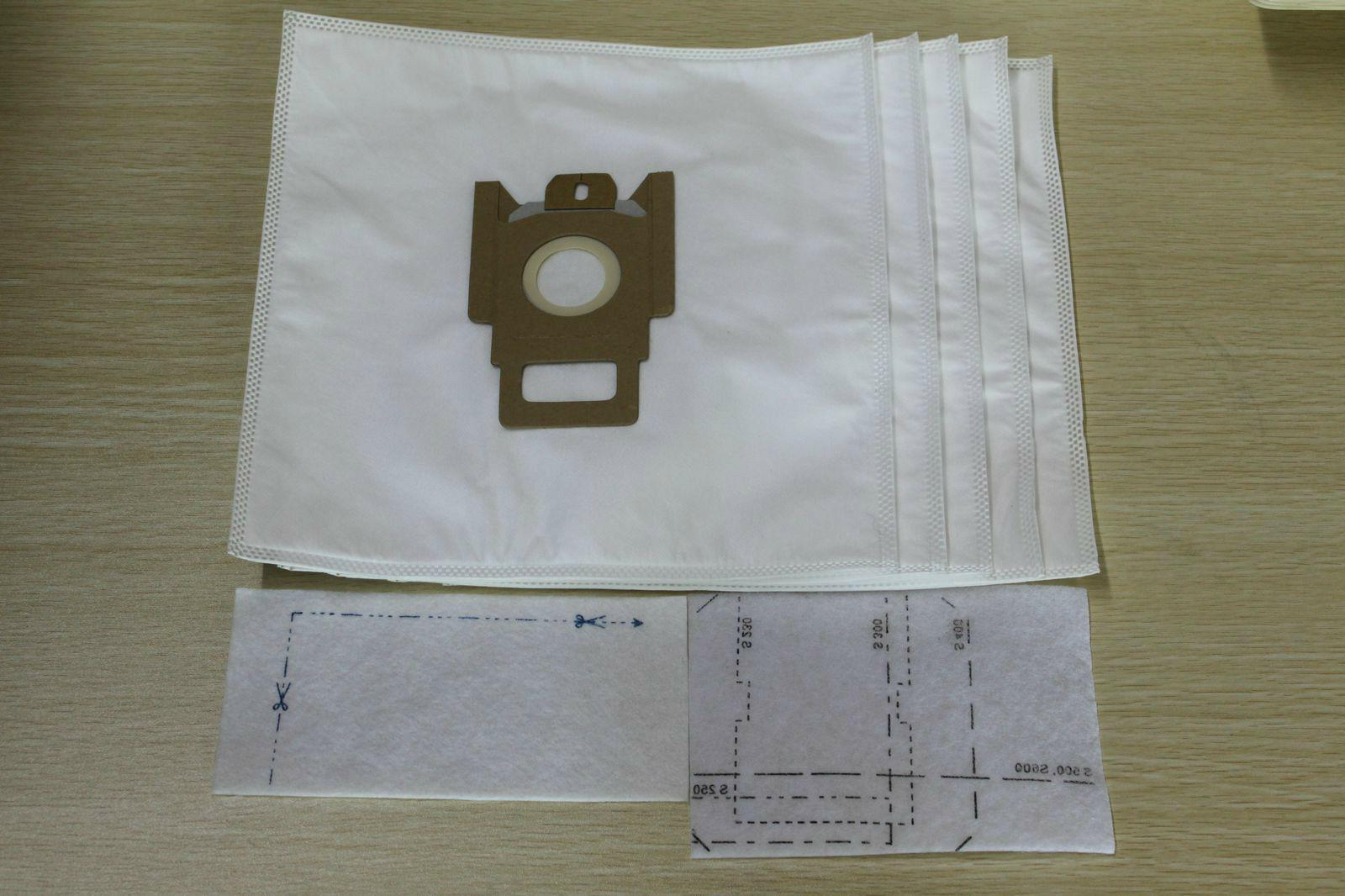 bags filter designed fit miele