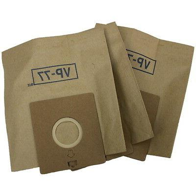 bissell digipro vacuum cleaner bags