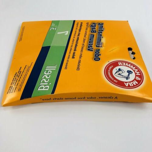 Bissell 3 Pack Arm & Hammer