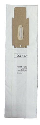 Oreck XL & CC Microlined Filtration Bags by Home Care Produc