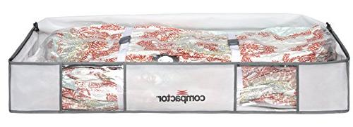 Compactor Classic Space Saver Vacuum Storage to protect Clothes, Duvets, Comforters, Extra