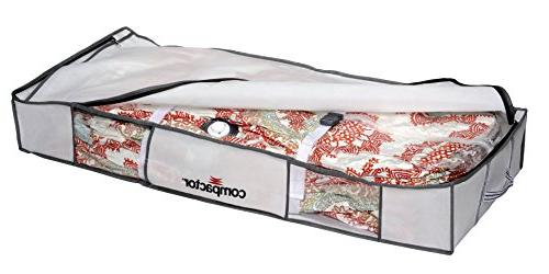 Compactor Vacuum Solution to protect Duvets, Extra XL
