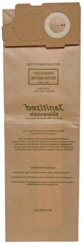Janitized COM-WIVER-4 Compostable Paper Premium Replacement