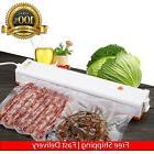 COMMERCIAL VACUUM SEALER MACHINE SEAL A MEAL FOOD SAVER FOOD