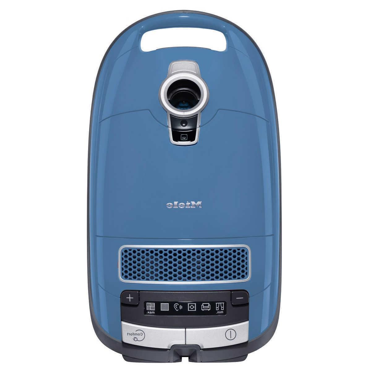Miele Canister Vacuum Blue Color + New