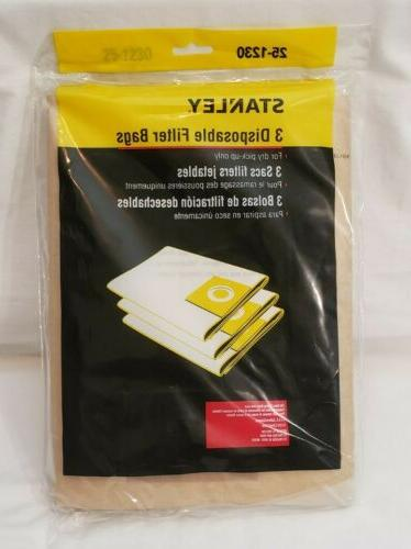 disposable filter bag