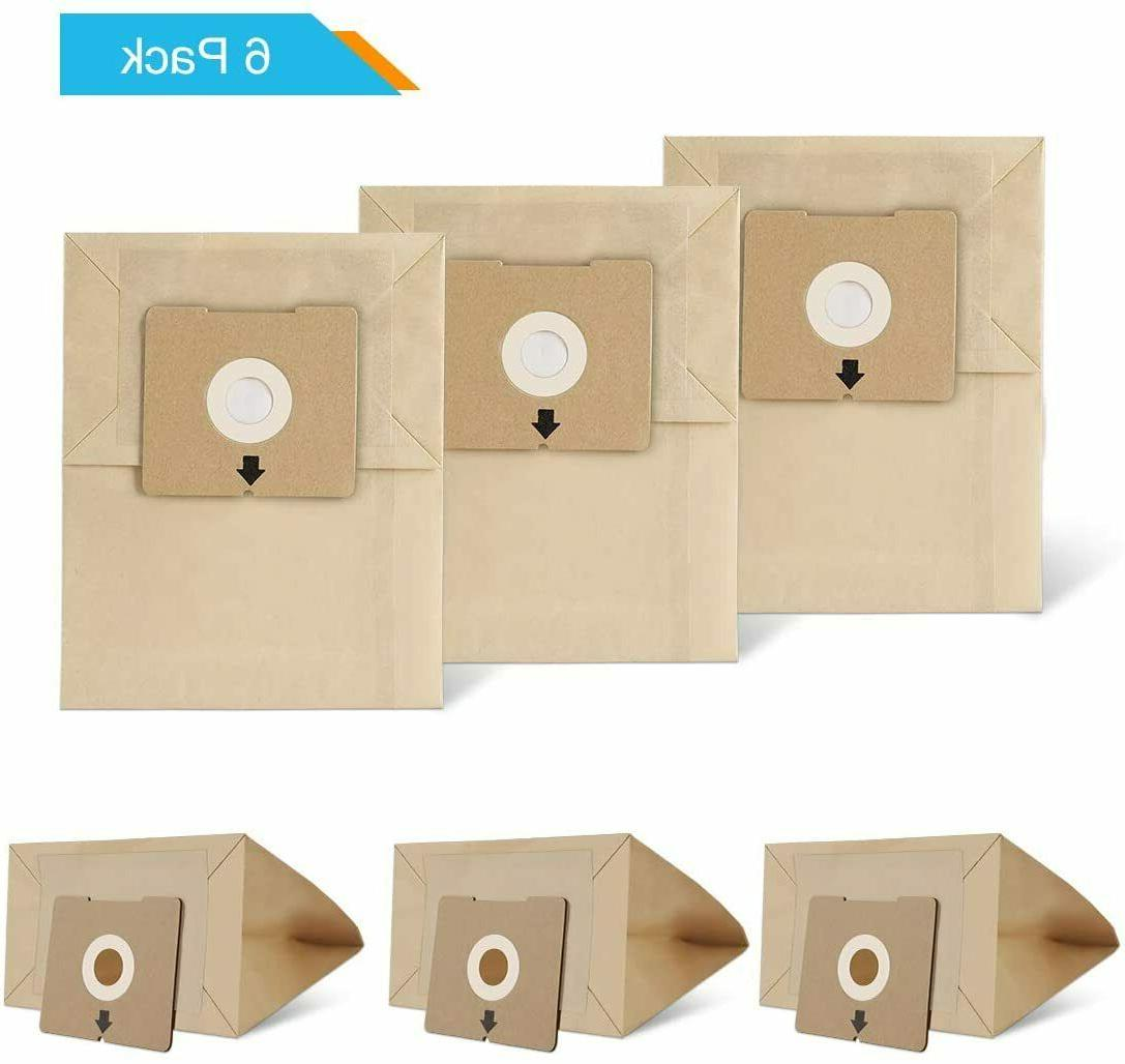 dust bags for bissell zing vacuum 4122