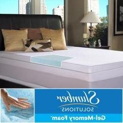 Slumber Solutions Gel Memory Foam 3-inch King Size Mattress
