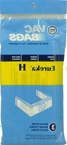 h canister vacuum cleaner bags