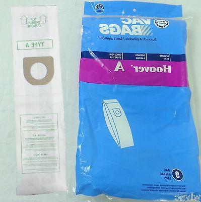 HOOVER TYPE A Upright Vacuum Bags Bissell Style 2 Kenmore 50