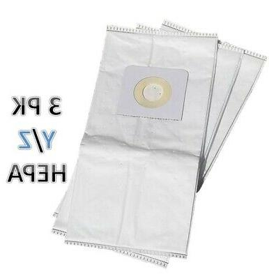 3 PACK Replacement for HOOVER WINDTUNNEL TYPE Y  VACUUM BAGS