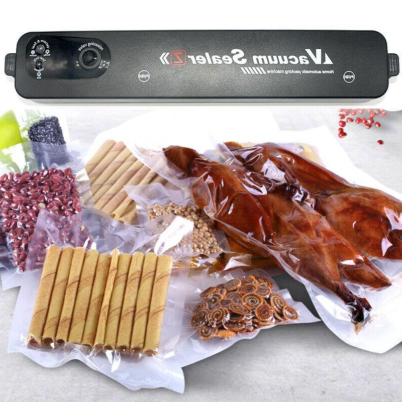 Vacuum Sealer Machine Automatic for Food Preservation with 2