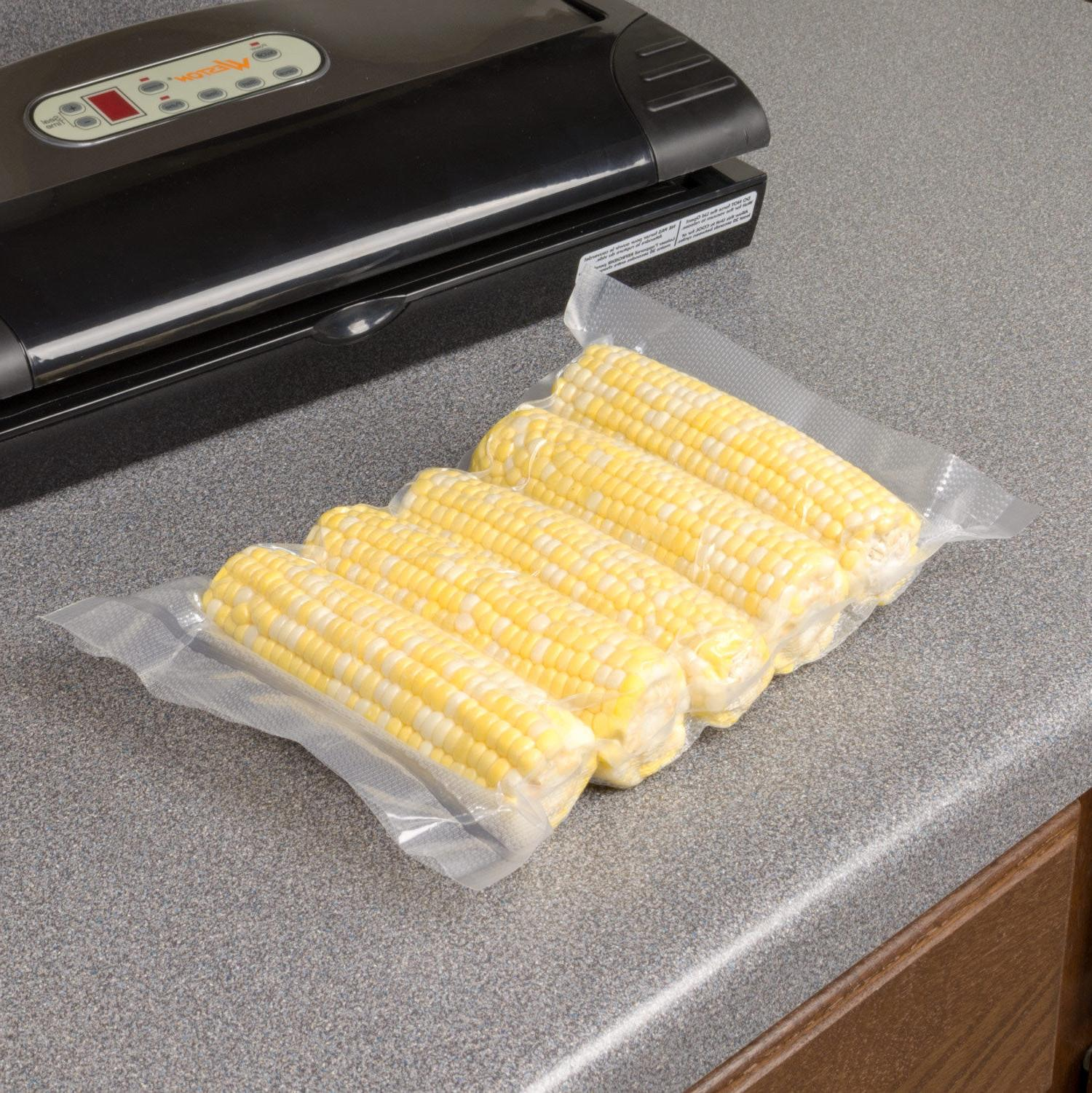 Mixed Variety Sizes of FoodVacBags Vacuum Sealer Bags - Pick