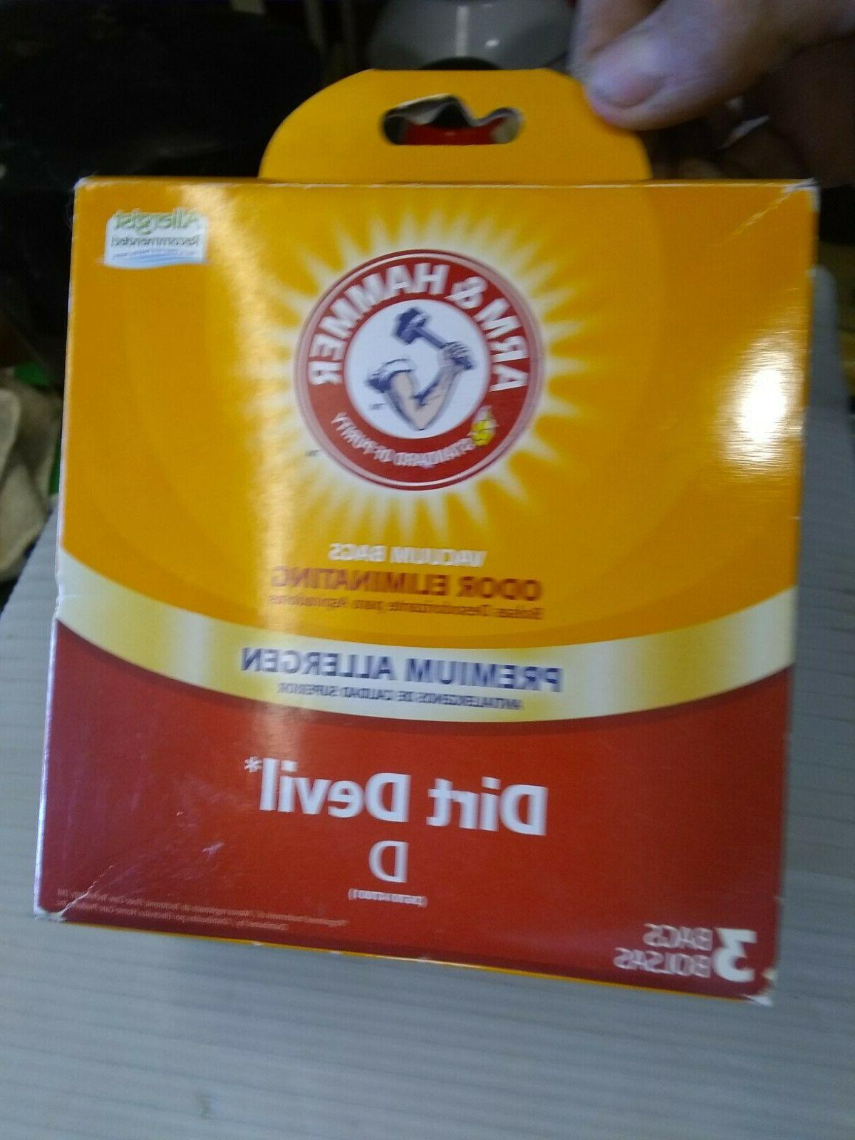 new arm and hammer 3 pack dirt