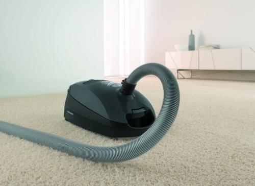 New Classic Pure Suction AirClean Canister Vacuum