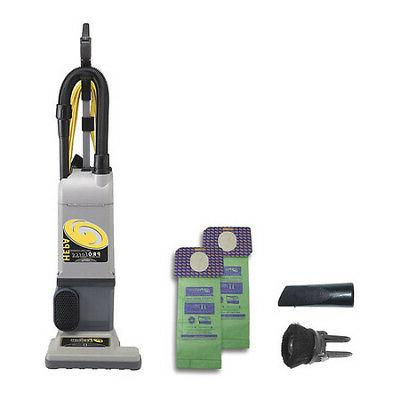 PROTEAM 107251 ProForce 1200XP Upright Vacuum w/ On-Board To