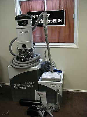 Electrolux PU3650 Central Vacuum