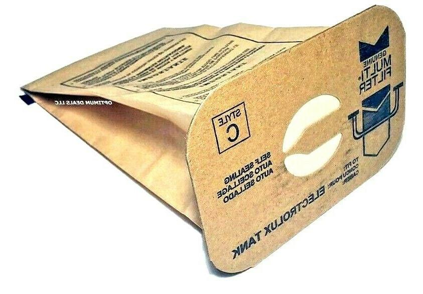 replacement electrolux canister vacuum style c bags
