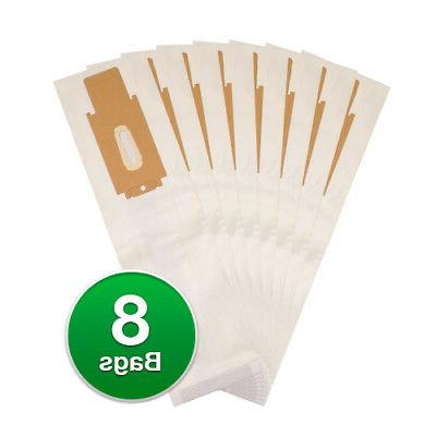 replacement type cc vacuum bags for xl2600hh