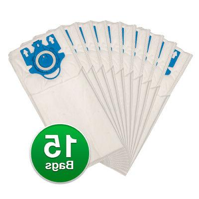 replacement type u allergen vacuum bags