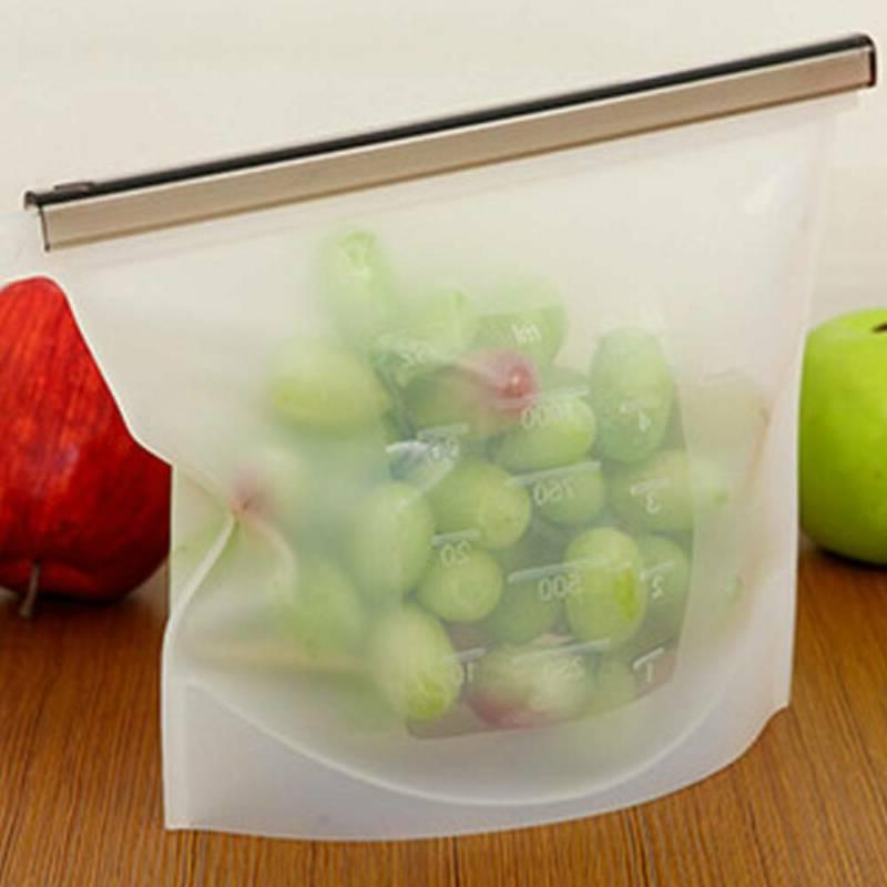 Reusable Silicone Food Storage Seal
