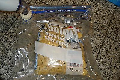 Reynolds Food Sealer ADAPTER Use CHEAPER Zipper Bags