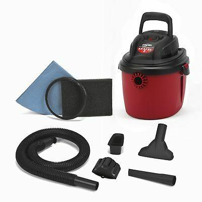 Shop-Vac 2036000 2.5-Gallon 2.5 Peak HP Wet Dry Shopvac Vacu