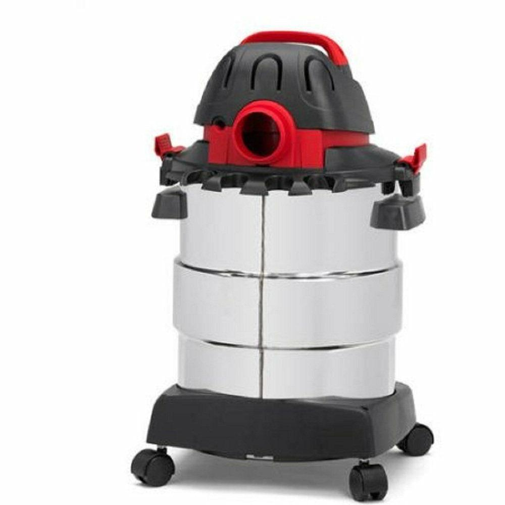 Shop-Vac 5-gallon Stainless Steel Cleaner