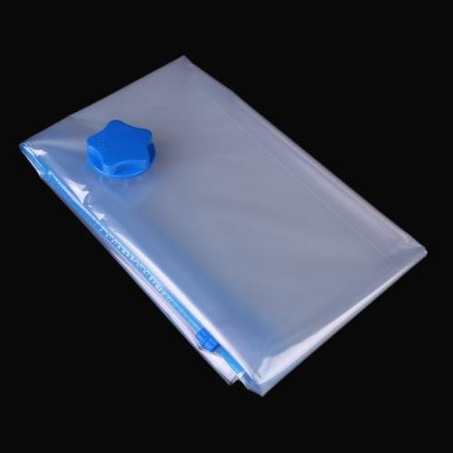 Space Saver Vacuum Storage Compressed Bag Organizer