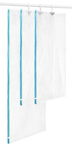 Whitmor Spacemaker Hanging Bags Set of 3