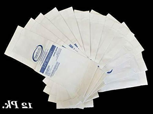 Hoover Type Bags 12pk 2 Ply !