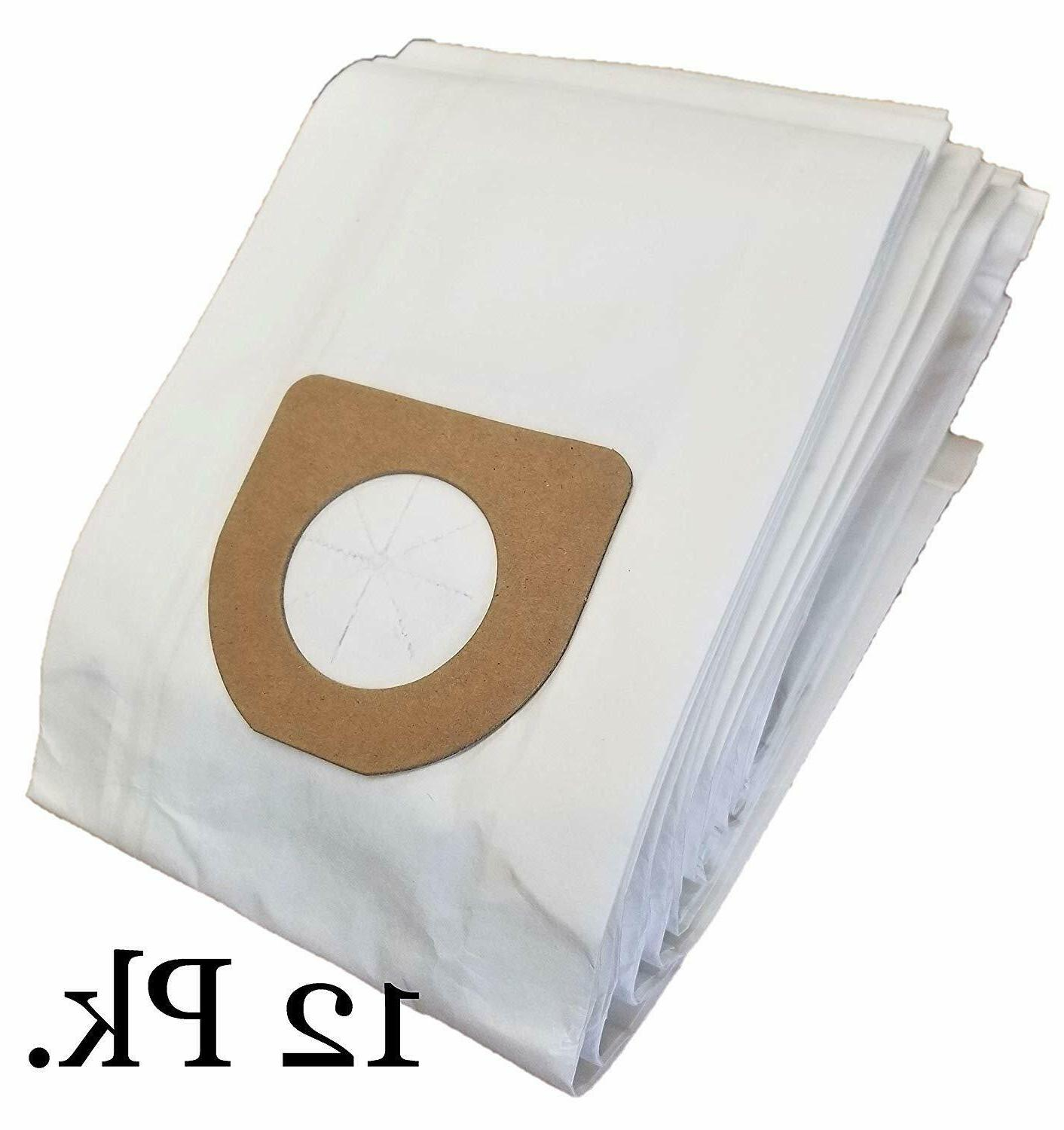 Hoover Y/Z Vacuum Bags 12pk Microfiltration Ply System Tempo !