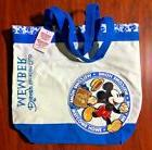Disney Vacation Club DVC Mickey Mouse Welcome Home Tote Bag