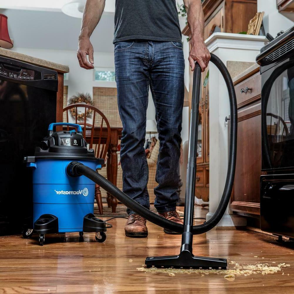 Vacmaster 5 New Wet/Dry Shop Vac Cleaner
