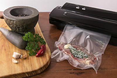 """Vacuum Sealer Bags 2-Pack 11""""x50' and For"""