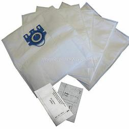 Miele Vacuum Bags G&N Canister 5 Bags & 2 Filters Type GN fi