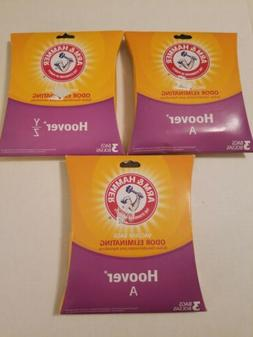 NEW Arm & Hammer Odor Eliminating Vacuum Replacement Bags Ho
