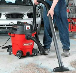 NEW! Craftsman XSP 12 Gallon Vacuum 5.5 Peak HP Wet Dry Vac