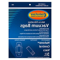 Nutone Central Vacuum Bags 6 Gal  *Fits Broan, Nutone 391, C