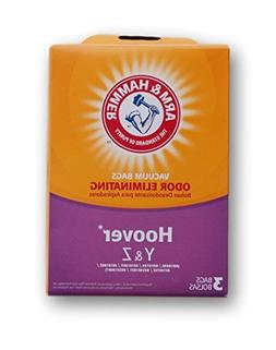 Arm & Hammer Odor Eliminating Vacuum Bags - Hoover Y & Z - 3