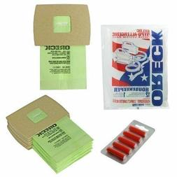Oreck Canister Handheld Vacuum Cleaner Bags And 5 Fresheners