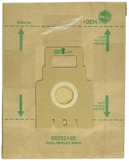 HOOVER Paper Bag, H-30 with 1 Secondary 2 Final Filters