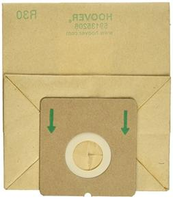 Hoover Paper Bag, R-30 with 1 Secondary 1 Final Filter