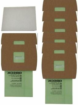 Oreck PKBB12DW Super-Deluxe Compact Canister Bags (12 filter
