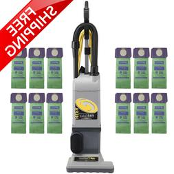 ProTeam® ProForce 1200 XP HEPA Upright Vacuum w/ On Board T