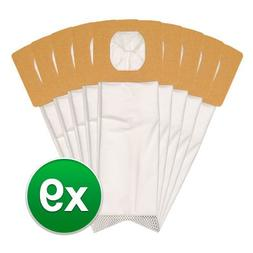 Ximoon 9 Pack Type Q HEPA Vacuum Bags for Hoover Platinum Up