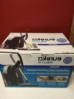 Eureka Rally 2 980B Black Canister Vacuum New In Box!