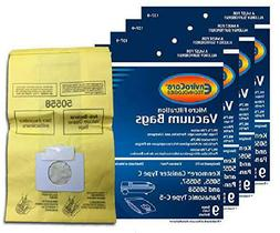 Envirocare Replacement Micro Filtration Vacuum Bags For Kenm