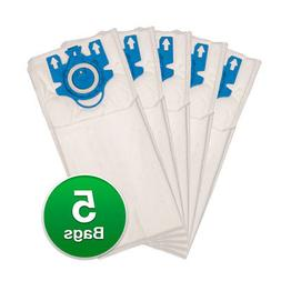 Replacement Type U Allergen Vacuum Bags For Miele Dynamic U1