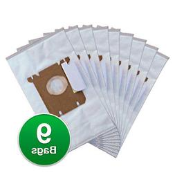 Replacement Vacuum Bags for Electrolux EL4040A JetMaxx Vacuu